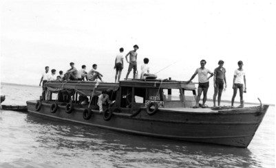 Public Lecture - Tales of Tekong (III): Pulau Tekong, Our Bygone Years